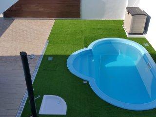 Villa a estrenar 3 habitaciones 7 minutos de la playa