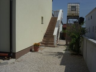 Cozy apartment in Vir with Parking, Internet, Air conditioning, Balcony