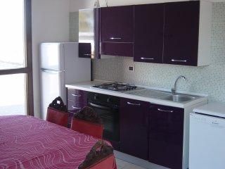 ampio appartamento con terrazza/solarium e balcone