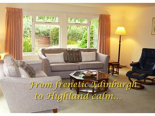 Highland Cottage: Kincraig by Aviemore, Cairngorms National Park