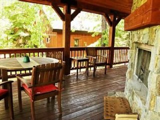 Three Bedroom Chalet is Perfect Mountain Getaway ~ RA144979