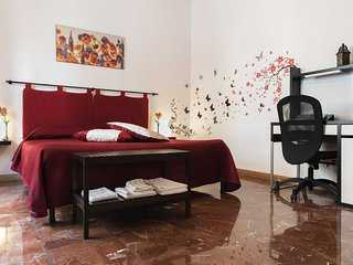Bed & Breakfast Michelangelo - Camera matrimoniale Bordeaux, bagno condiviso