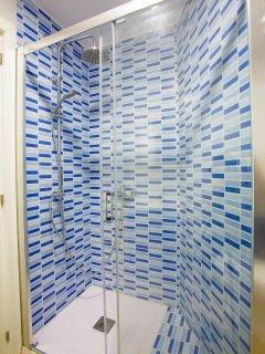 Plato de ducha.