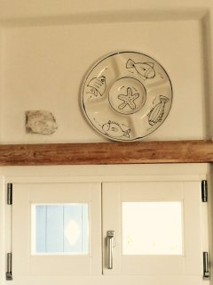 Detail from the kitchen