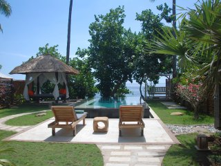 1BR Villa Coral / Ocean view / Swing on the beach