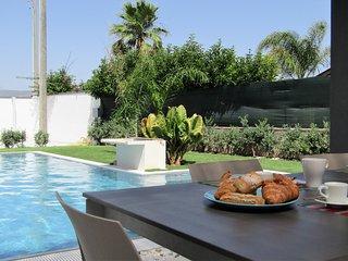 Villa Zoe dotata di piscina
