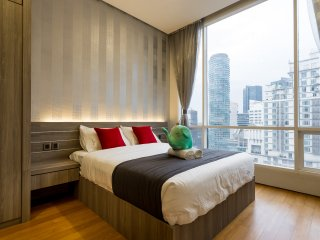 City Centre, 5 mins walk to Twin Towers KLCC, Soho Suites KLCC, SH1