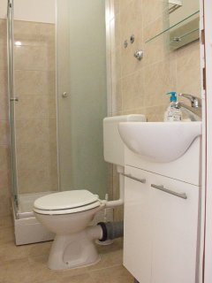 A3(6): bathroom with toilet