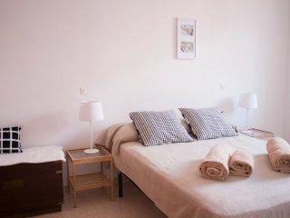 Spacious apartment in Seville city center