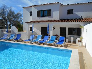 Spacious 4 Bedroom, 3 Bathroom Villa with private pool.