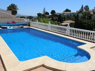 Family friendly Spanish villa with private pool - and 2 apartments in the garden