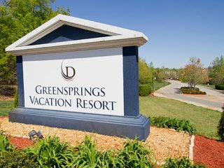 4 BDRM- SLEEPS 12- 4 BATHRMS- 2 KITCHENS- GREENSPRINGS RESORT- IN/OUTDOOR POOLS