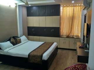 Deluxe room In Hitech Shilparamam Guest House 1