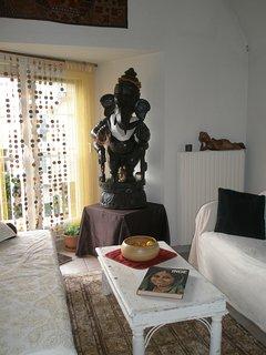 Ganesh vous souhaite la bienvenue