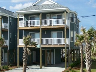 Loch Haven with Elevator, Pool, Spectacular Ocean Views and Covered Decks