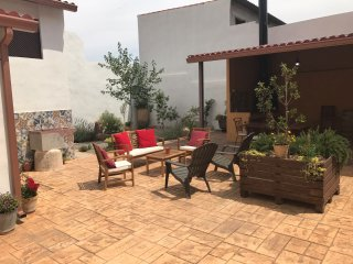 'Casa La Abuela' en Villamalea La Manchuela (Albacete) cerca de Alcala del Jucar