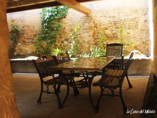 Apartamento rural en Bardenas La Casa del Musico