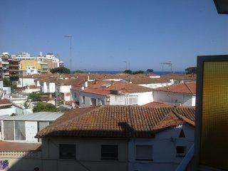 Apartamento con vistas cerca de la playa