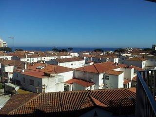 Apartamento vista mar cerca de la playa