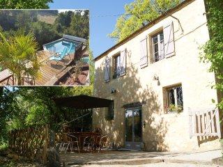 Maison Marianne et sa piscine en Perigord Noir