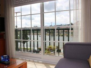 Apartamento 'Premium' con vistas a la ria.