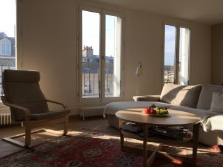 Apartment with a view in the heart of the Latin Quarter