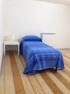 Seconda camera con due lettini