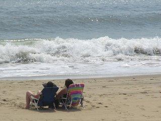 Oceanfront Studio Virginia Beach Boardwalk 40th Street  Oceans II #202 -