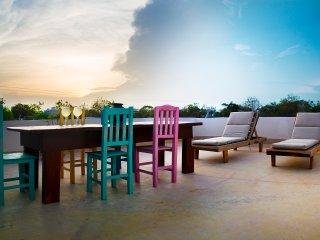 SOLES MAYAS Condo at Tulum Town |Cielo Loft