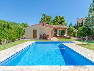 SA PISTA - Villa for 6 people in Lloseta