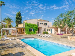 SON ARTIGUES - Villa for 8 people in Porreres