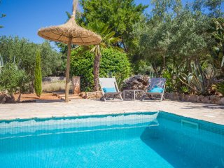 CAN PINA (ECO REDONDA 1) - Property for 2 people in Costitx