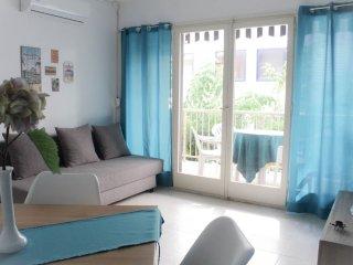 107B zona Horta St Maria, 2º linea de playa, apartamento reformado, a/c