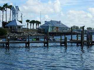 Historic Bridge Street Fishing Pier