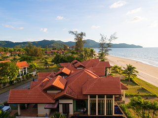 Sabah Beach Villas & Suites. Beach front luxurious accommodations.
