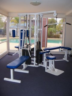Multi gym weight system