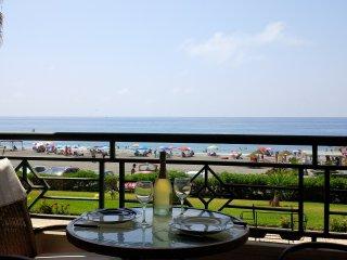 Appartement familial sur la plage de Torrox costa !