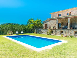 TURISANT - Villa for 10 people in Mancor de la Vall