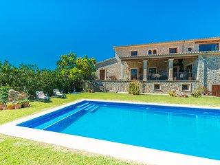 TURISANT - Villa for 10 people in Mancor de la Vall