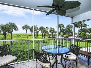 Luxury beach front condo in South Seas Island Resort