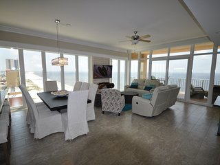 Brand New, Stunning Views! Upscale furnishings!