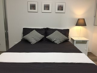 Sydney City Centre Hotel Style Two Bedroom Home