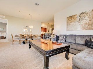 Vacation in luxury in this stunning decorated 3BD/2BA condo!