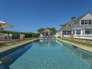 Spectacular luxury Edgartown waterfront home