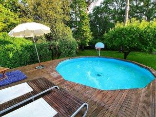 House in Civitella In Val di Chiana with Internet, Pool, Terrace, Garden