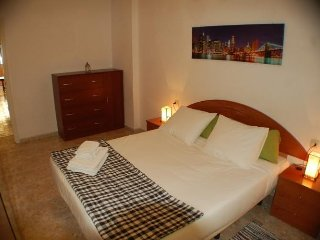 Apartment a short walk away (235 m) from the 'Playa Medano' in El Medano with