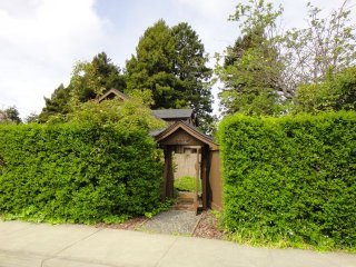 Spacious & comfy house in fantastic Humboldt location near Zoo, Redwoods, Trails