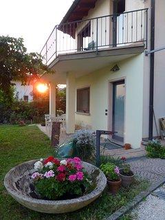 Casa Gaia in Franciacorta tra Brescia e Iseo