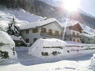 Holiday apartment for 4-5 persons in the Italian Alps