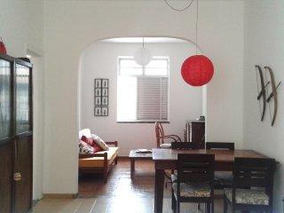 Casa no bairro historico do Santo Antonio (vizinho ao Pelourinho) em Salvador.